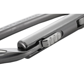 Edelrid Pure Slider Carabiner slate